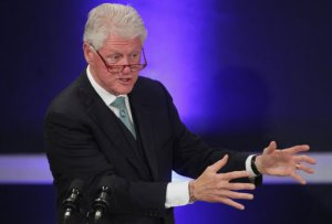 Orwellian and surreal: The hypocrisy of Bill Clinton's party and Herman Cain