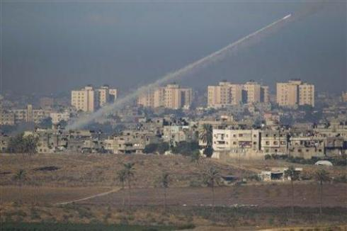 イスラエルの短距離ミサイル迎撃システムの様子がやばい これは戦争ですわ