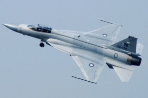 Pakistani JF-17