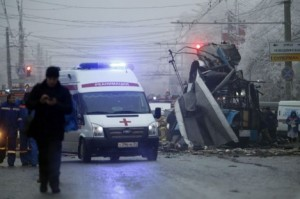 The bomb attacks in Volgograd on Dec. 29 and Dec. 30 , have led to warnings of a terror attack at the Winter Olympics in Sochi. / Denis Tyrin / AP