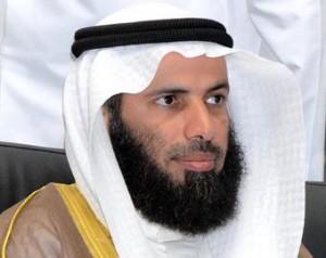 Kuwaiti Justice Minister Nayef Al Ajmi