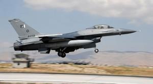 Pakistani F-16.  /TuAF