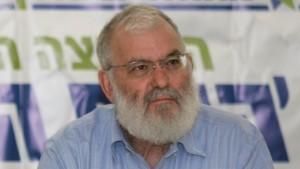 Former Israeli National Security Adviser Yaakov Amidror.  /Olivier Fitoussi/Flash 90