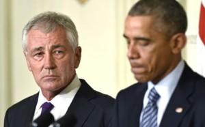 Divorce1 300x186 Obama team's reaction to ISIL offensive got Hagel fired