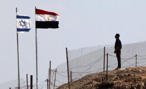 Egypt Israel border 300x183 Israel gets unexpected boost from ancient enemy amid the disturbing decline of top ally