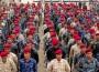 Sunnis in training for national guard unit near Ramadi, Iraq. / Ali Al-Mashhadani / Reuters / Landov