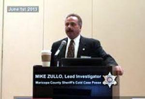 Lead Investigator Lt. Mike Zullo.