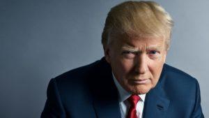 Donald Trump. / Mark Seliger