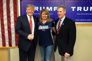 Who is Donald Trump? Scott Brown and the RINO temptation