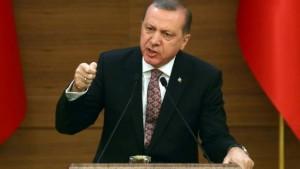 Turkish President Recep Tayyip Erdogan. /AFP