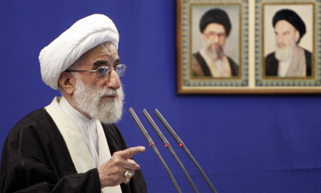 Hardliner named to head group that will pick Khamenei's successor