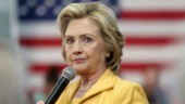 Democratic front-runner Hillary Clinton.  /AP