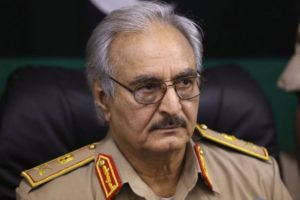 Gen. Khalifa Haftar. /Reuters