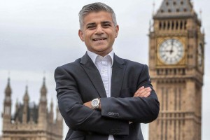 London Mayor Sadiq Khan. /unisonhablondon