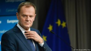 "Donald Tusk: ""Every family knows that a divorce is traumatic for everyone."" /AFP/Getty Images"