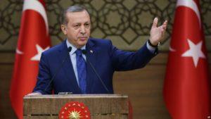 Turkish President Recep Tayyip Erdogan. /AP