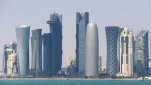 Sexual acts by non-married people are punishable under Qatar's penal code. /AFP