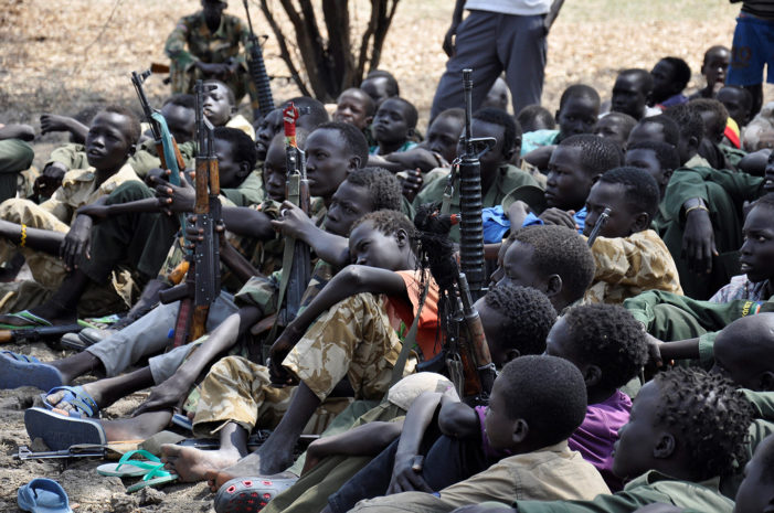Report: Hillary Clinton's State Department gave South Sudan waivers on child soldiers