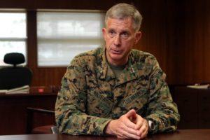 Lt. Gen. Thomas Waldhauser. /Marine Corps via AP