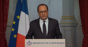 French President Francois Hollande. /AP