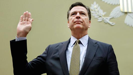 FBI's Comey confirms lies by Clinton; Interview was not recorded and not under oath