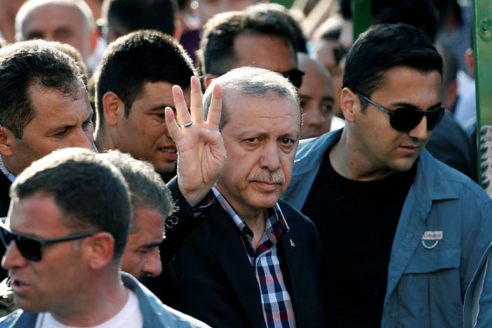 Many Egyptians cheered news of coup in Turkey, wished world would 'see Erdogan as we see him'