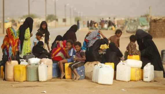 Famine crisis hits Yemen as Western banks cut credit lines