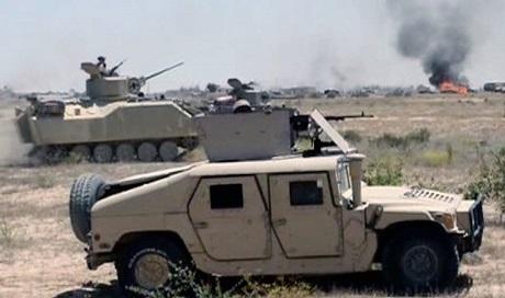 Egypt reports successful counter terror strikes