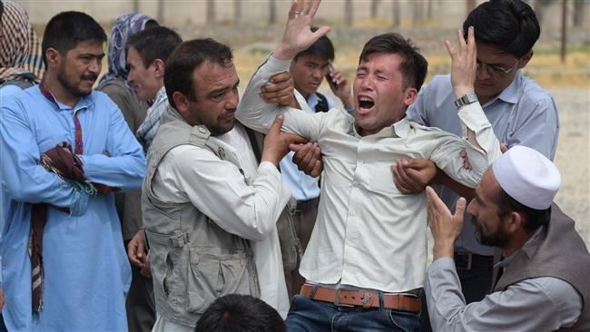 ISIL attack on Shi'ite protest rally in Kabul kills at least 80