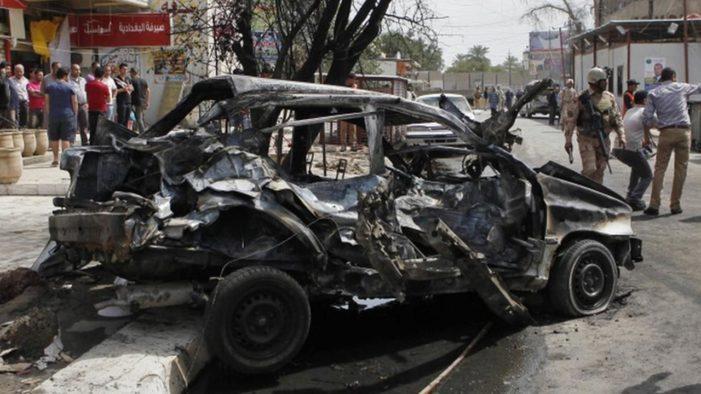Bomb attacks hit Libyan Gen. Haftar's military force in Benghazi