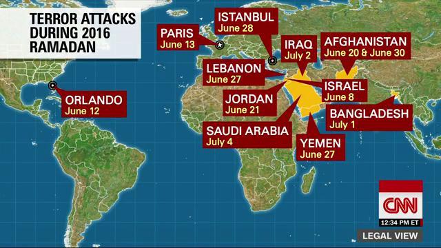 CNN report on Ramadan terror omits attacks on Israelis