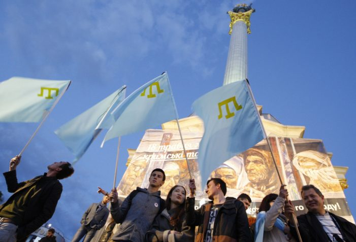 Turkey, Ukraine plan secret jihad to reclaim Crimea from Russia
