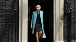 Jolly good? Post-Brexit politics cuts to the chase and only one lady is left standing
