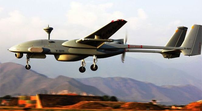 Israeli drones, operating in Sinai, help Egypt drive out ISIL