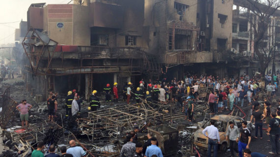 Negligence a factor in ISIL Baghdad blast as death toll rises above 250