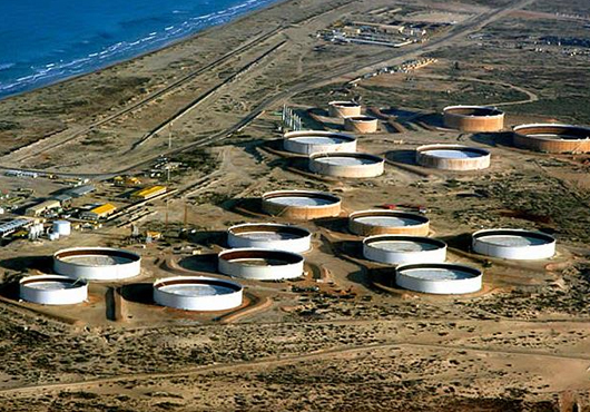 Libya's UN-backed government reaches deal to re-open oil terminals