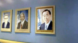 Meanwhile at the UN, another upcoming election is also hotly contested