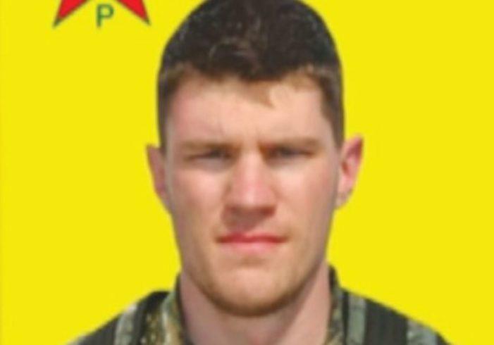 American volunteer who joined Kurdish militia dies fighting ISIL