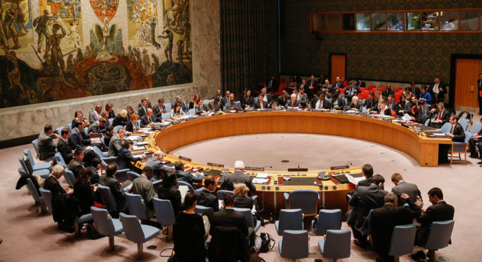 Musical chairs at UN Security Council as world faces '40 conflicts and 11 full blown wars'