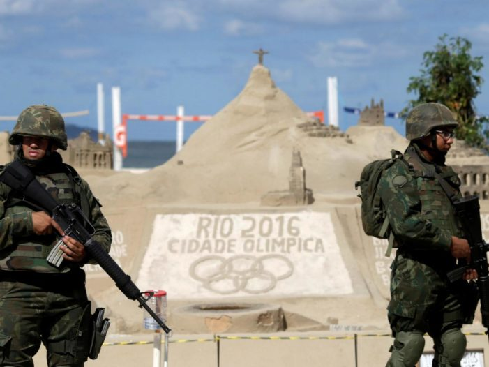 As Olympics approach, Brazilian jihadist group pledges allegiance to ISIL
