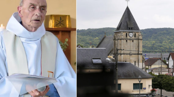 ISIL claims credit for killing of French priest, attack in Ansbach, Germany