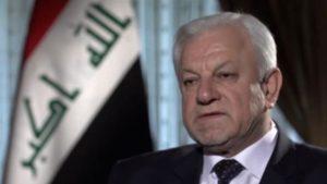 Iraqi Ambassador to Iran Rajeh Saber Abboud al-Moussavi. /PressTV