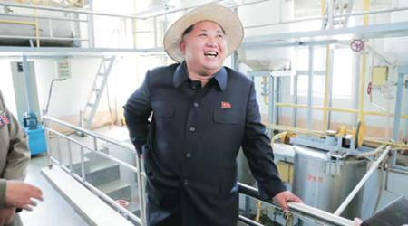 U.S. sanctions North Korea's Kim Jong-Un for 'notorious' rights abuses