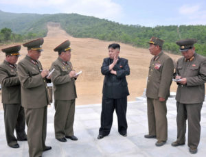 As red-hot campaign rhetoric intensifies, the North Koreans are taking notes