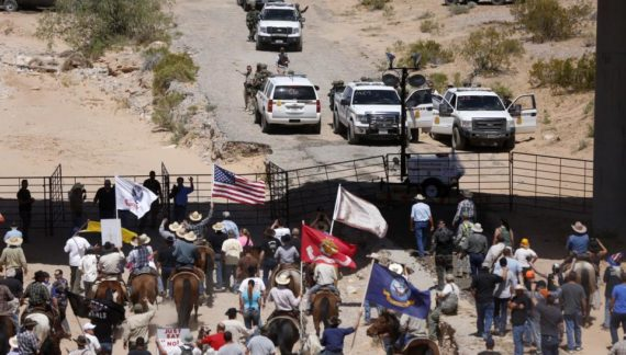 Judge rules evidence in rancher standoff should be concealed from public