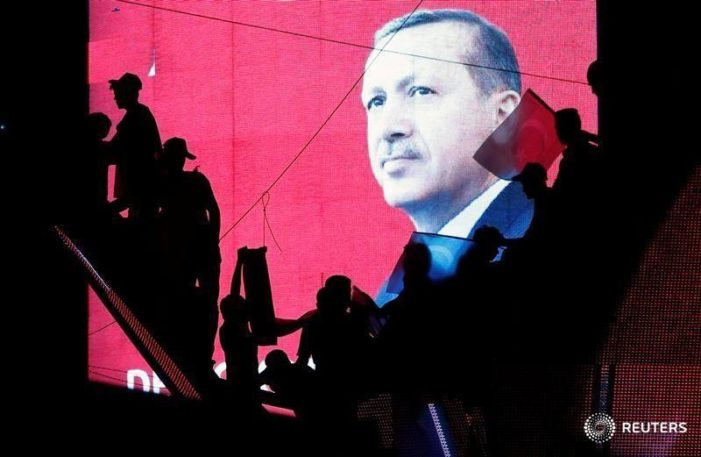 Erdogan regime had prepared lists of dissidents in advance of attempted coup