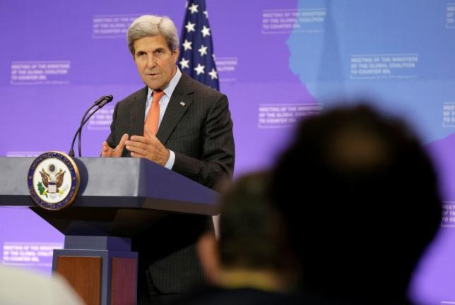 U.S. military, European allies uneasy about Obama-Kerry talks with Putin