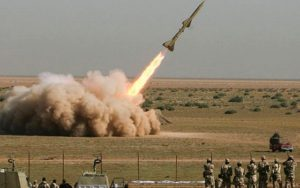 Iran test-fired several ballistic missiles from silos across the country on Tuesday, the official website of the Islamic Revolutionary Guards Corps (IRGC) said, defying recent US sanctions on its missile program. /Reuters