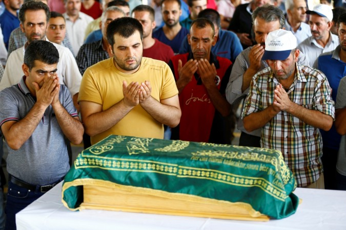 Teen terror: Nearly half the victims of Turkey suicide attack, like bomber himself, were under 14