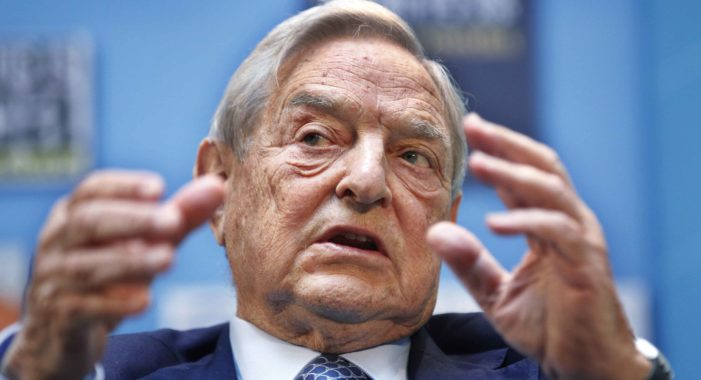 The presidential race? Soros focusing on local, racially-charged district attorney races